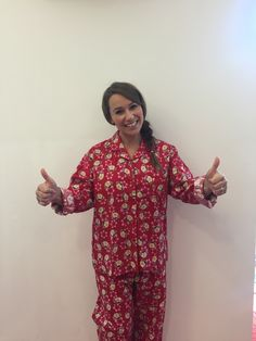 """Choose your favourite pyjamas, invite a teddy friend and join me for The Sick Children's Trust's annual Pyjama Party!"" Jen Pringle, presenter on Channel 5's Milkshake."
