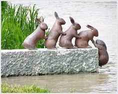 Statues Around the World