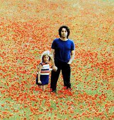 lindamccartneyphotography: Paul and Heather McCartney, Scotland © Linda McCartney
