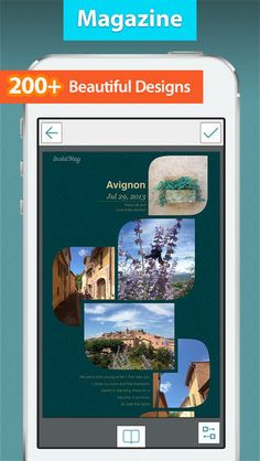 Top Free iPhone App #191: InstaMag-Magazine Collage - Fotoable, Inc. by Fotoable, Inc. - 04/27/2014