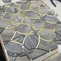Related image Mosaic Tiles, Wall Tiles, Bedroom Fireplace, Marble Pattern, California Homes, Stone Tiles, Remodeling, My House, Tile Floor