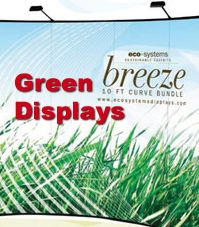 Going Green in the Trade Show Display Industry