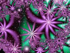 """Floral Profussion"" [Fractal Art]"