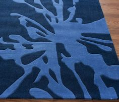 Tonal Knotted Area Rug from nuLoom