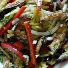 Самый лучший салат из ба…