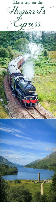 Read about a trip on the Jacobite Steam Train, from Fort William to Mallaig on the West Coast of Scotland.
