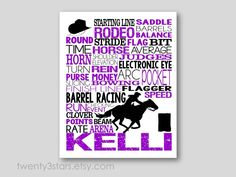 Love this but want it in a rusty color, and is that a name at the bottom?(KELLI) i think it is, and i want my name there (CORA)