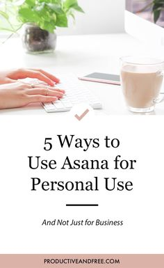 Asana may be a popular project management tool for teams or businesses but it can also be extremely helpful for personal use. Read on to discover 5 ways you can try it yourself. Baba Ramdev Yoga, Asana Project Management, Time Management Tips, Asana App, Yoga Iyengar, Ashtanga Yoga, Productivity Apps, Life Organization, Yoga For Beginners