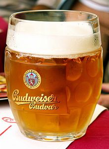 The Reinheitsgebot law of century Holy Roman Empire allowed only barley to be the grain used for beer brewing (Czech beer Budweiser Budvar depicted). Czech Beer, Beer Online, National Dish, Czech Republic, Brewery, Alcohol, Mugs, Drinks, 15th Century