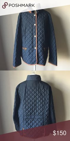 Women's Brooks Brothers Quilted Jacket Women's Brooks Brothers Quilted Jacket. Size XL. Worn once and like new. NO TRADES! Brooks Brothers Jackets & Coats