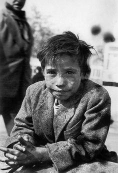 Sergio Larrain CHILE. Santiago. 1955.