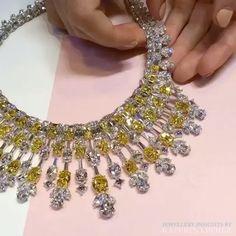 Dazzling Necklace from @setarediamonds