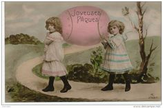 Postkaarten > Thema's > Kinderen > Portretten / Girl - Delcampe.net