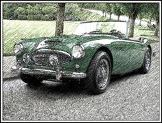 1962 Austin Healey Tri-Carb Roadster MKII