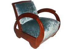 Midcentury Lounge Chair on OneKingsLane.com