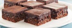 Rum and raisin slice Chocolate Slice, Chocolate Recipes, Baking Recipes, Cake Recipes, Dessert Recipes, Cake Bars, Dessert Bars, Rum And Raisin Cake, Australian Food