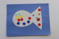 Fish for a preschool beach theme