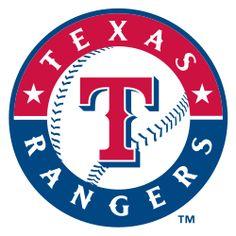 Texas Rangers #Logo #Design #MLB