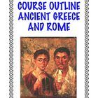 So, you are teaching about the Greeks and Romans and have no idea WHAT you should teach? This is a useful course outline I have used for many years...