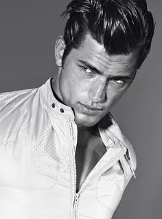 Sean O'Pry in Hugo by Hugo Boss SS12 Campaign