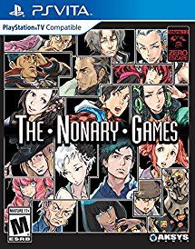 [Amazon] Zero Escape: The Nonary Games - PS Vita ($29.99) Physical
