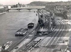 Buda, Császárfürdő vasútállomás (1940)
