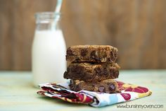 malted chocolate chip cookie bars recipe
