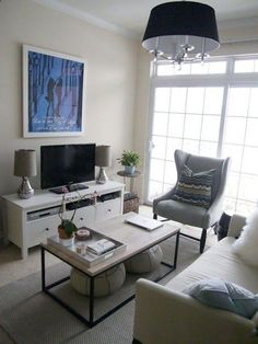 Small apartment living room decorating ideas small living room decoration home decor interior design house apartment . Small Living Room Decoration, Small Living Room Furniture, Small Space Living Room, Small Apartment Living, Living Room Furniture Arrangement, Small Room Design, Small Apartment Decorating, Decorating Small Spaces, Living Spaces