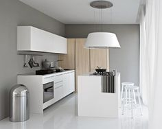 White Kitchen Designs: Tips To Clean And White Fixtures As White Kitchen  Symbols   Https