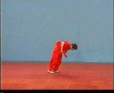 Wushu Basic Jumps