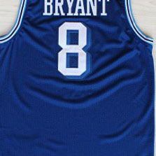 Free Shipping,#8 Kobe Bryant retro style Rev30 New Material Basketball jersey,Embroidery logos,Size S-2XL,Mix Order $25.98