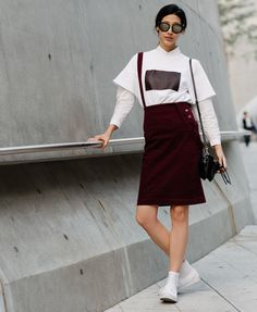 seoul fashion week / street style