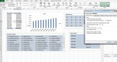How to Create Dashboards in MS Excel