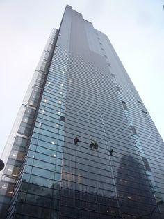Heron Tower 148.3kW Solar PV Install, London