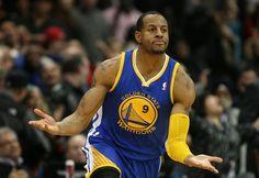 Andre Iguodala #Warriors #NBA