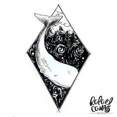 Moby Dick #mobydick #desenho #gravura #rabisco #drawing #sketch #tattoo #art #arte