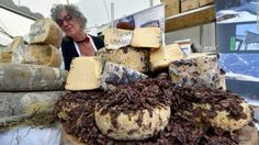 Cheese is a bi-annual bash in the small town of Bra, Italy. Italy's best cheese makers will come together September 18-21, 2015.