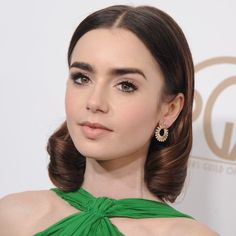 Teen Vogue / Lily Collins