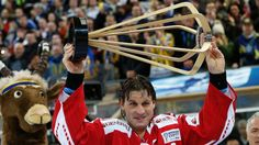 Team Canada defeats HC Davos to claim Spengler Cup Spengler Cup, Patrice Bergeron, Canada Hockey, Going For Gold, Davos, Catholic, Fan, Hand Fan, Fans