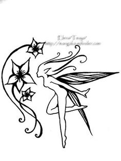 fairies tattoos - Buscar con Google