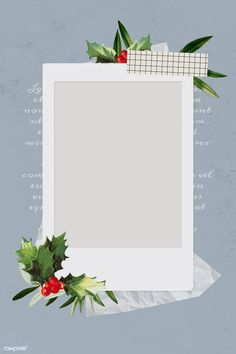 Christmas Card Images, Christmas Frames, Polaroid Template, Instant Photo, Picture Templates, Instagram Frame Template, Polaroid Frame, Instagram Background, Instagram Christmas