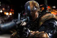"Deathstroke Is The Villain To Affleck's ""Batman"" - Dark Horizons"