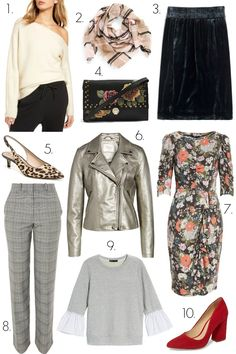 "Need help knowing what Fall Trends are ""in?"" North Carolina fashion blogger Coffee Beans and Bobby Pins rounds up her top 10, click here now!"