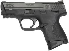 Smith & Wesson 10191 M&P 9 Compact Double Luger 40 S&w, Best Concealed Carry, Conceal Carry, Striker Fired, Rifle, M&p Shield, Iwb Holster, Night Sights, Smith N Wesson