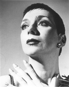 Supreme Commander Servalan... beautiful, but very evil!!!