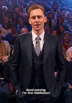 The Graham Norton Show S20E18 Tom Hiddleston. Video: https://www.youtube.com/watch?v=EUAoOFEF_nA Gif-set (by cheers-mrhiddleston): http://cheers-mrhiddleston.tumblr.com/post/157404740562