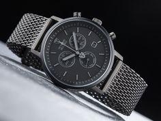 MILANO BLACK Chronograph (DT1052-P) - Detomaso Watches
