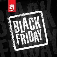 Askossa alkaa huomenna Black Friday! Tuote-edut paljastuvat keskiyöllä! Tutustu tarjouksiin www.asko.fi. #sisustaminen #askohuonekalut #sisustusidea #sisustusideat #sisustus #style #decoration #homedecor #blackfriday #blackfriday2017 #blackfridaysale