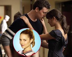 Glee: Rachel and Finn vs. Quinn and Finn Rachel And Finn, Lea And Cory, Brittany And Santana, Best Tv Couples, Family Get Together, Glee Club, Cory Monteith, Music Tv, Best Tv Shows
