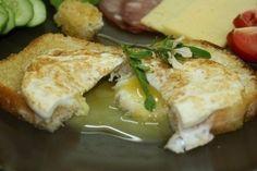 Гренки с яйцом-пашот по-английски / Удивительная еда!